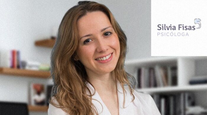 Psicóloga Silvia Fisas Quilez
